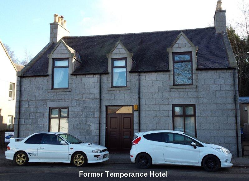Temperance Hotel (former)