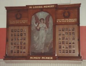 school war memorial