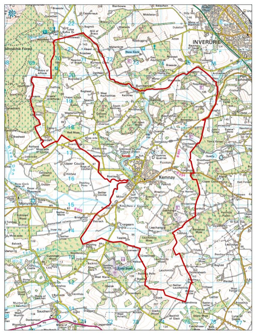 KCC parish boundary