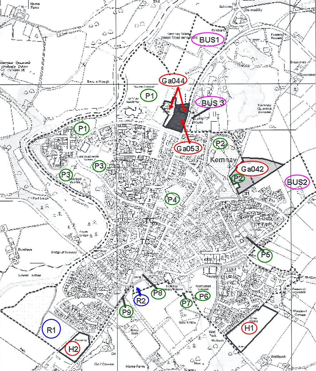 Kemnay proposals map 01 col