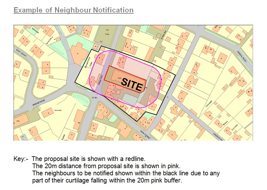 Neighbour notification NEW