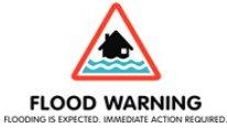 SEPA flood warning