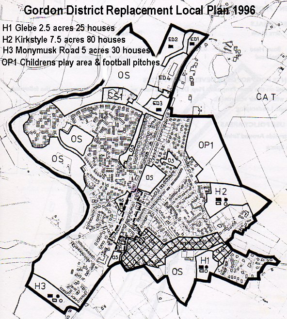 GDC Local Plan 1996
