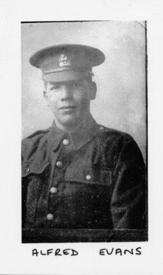 Fred Evans 1895-1916