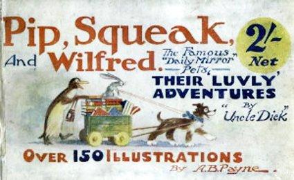 Pip Squeak Wilfred