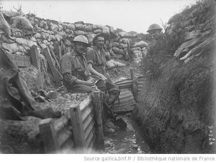 Somme soldiers